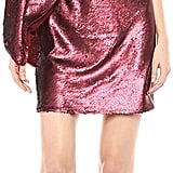 Keepsake the Label No Signs One Shoulder Sequin Mini Dress