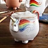 Elwood the Rainbow Unicorn Mug ($38)