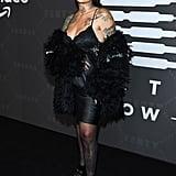 Kehlani at the Savage x Fenty New York Fashion Week Show