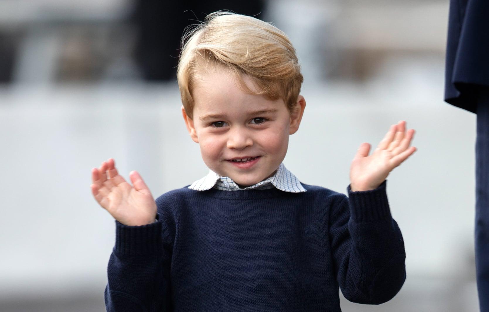 Prince George Mai 2017 | POPSUGAR Celebrity France