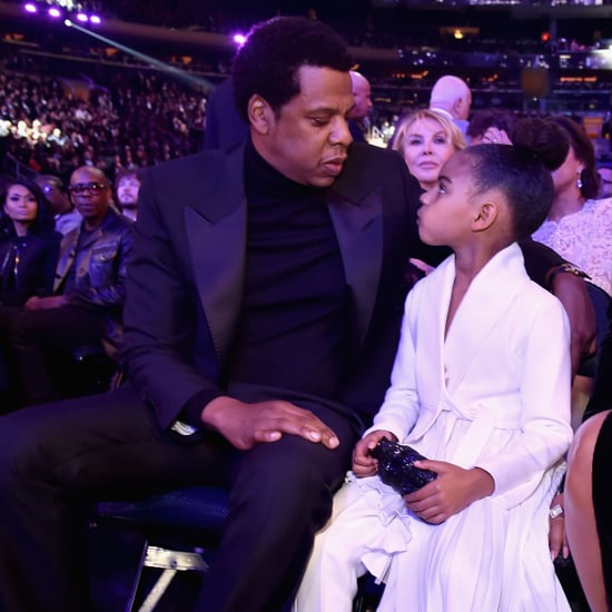 JAY-Z Talks About Blue Ivy With David Letterman