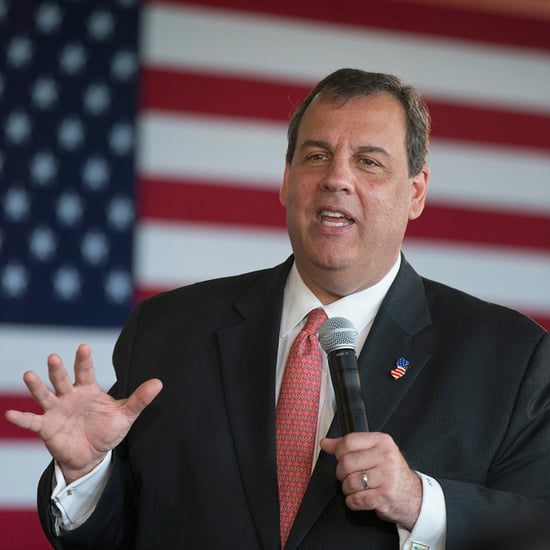 Chris Christie Announces He's Running For President in 2016