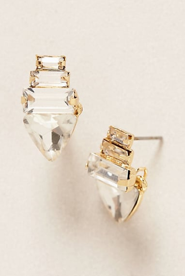 You don't have to spend a fortune to wow Mom — these Anthropologie Ostankino Earrings ($28) certainly will.