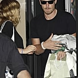 Will Kopelman and Drew Barrymore had final fittings for the wedding in LA.