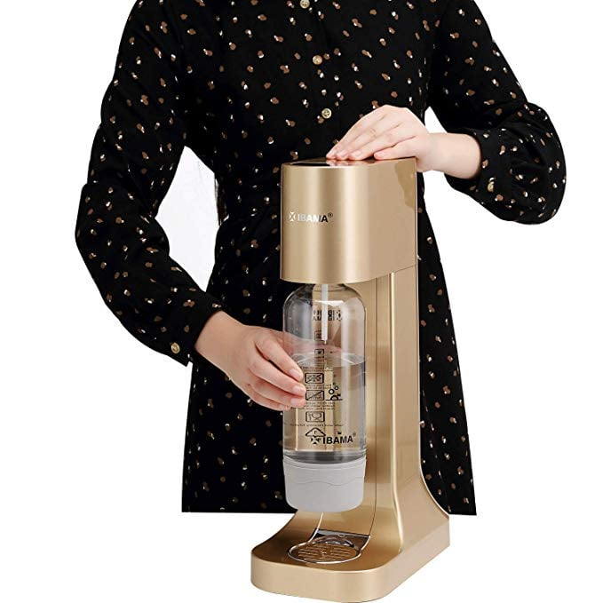Ibama Sparkling Water Soda Maker | 85 Gadgets on Amazon Customers Will Buy  Till They're Out of Stock — We're Predicting It | POPSUGAR Smart Living  Photo 40
