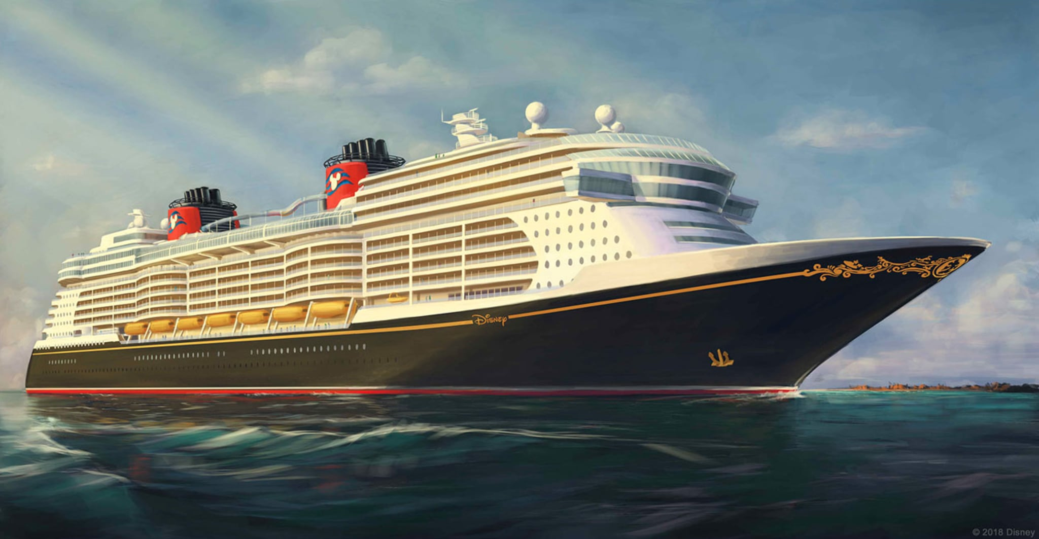 Get the Very First Look at Disney Cruise Line's Newest Ships!