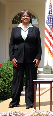 New Surgeon General Dr. Regina Benjamin Criticized For Being Overweight