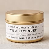 Hi Wildflower Botanica Tin Candle ($14)