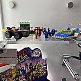 Lego Emmet and Benny's 'Build and Fix' Workshop