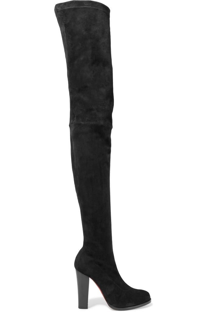 sneakers for cheap e35f0 d77ca Christian Louboutin Verusch Boots | Best Over-the-Knee Boots ...