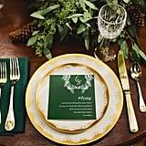Patterned Tableware