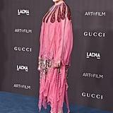 Greta Gerwig at the 2019 LACMA Art + Film Gala