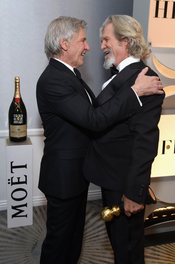 Pictured: Harrison Ford and Jeff Bridges