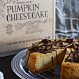 Trader Joe's Pumpkin Cheesecake