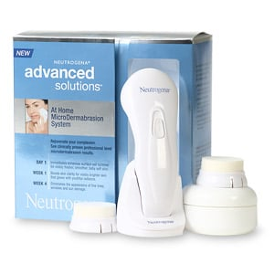 D.I.Y. Microdermabrasion from Neutrogena