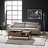 Rivet Berkshire Mid-Century Modern Sofa Couch
