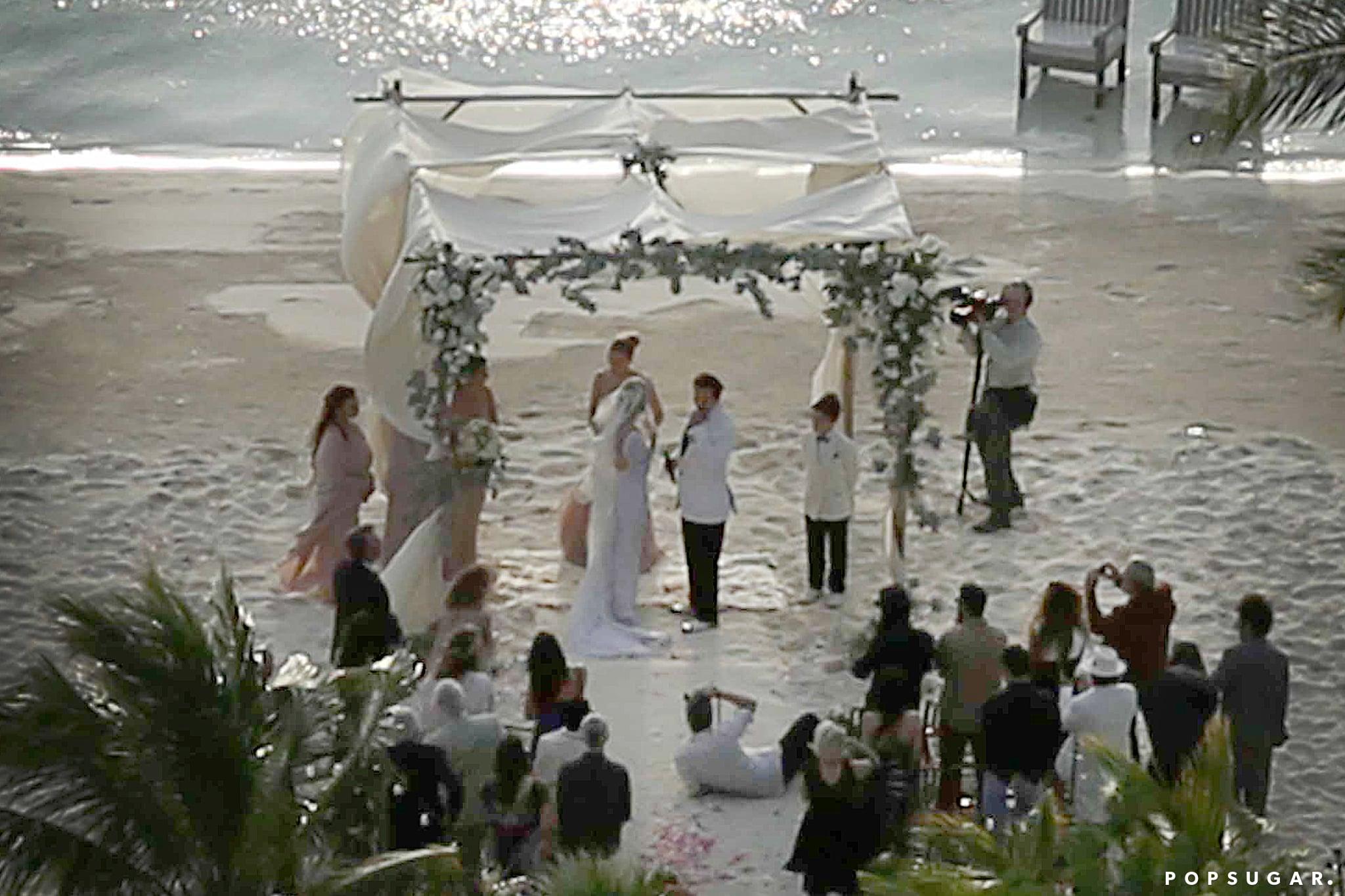 Johnny Depp and Amber Heard Wedding Pictures   POPSUGAR Celebrity