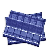 Give your table an artsy vibe with these shibori place mats ($15 for set of two, originally $20).