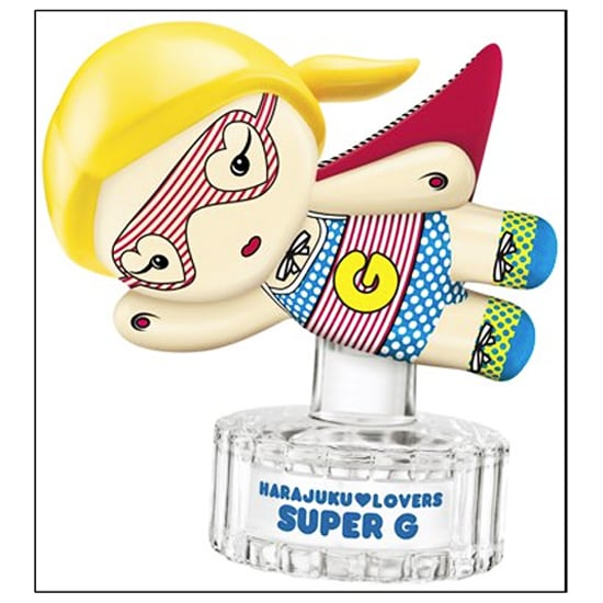 Gwen Stefani Launches Super G Harajuku Lovers Perfume 2011-06-24 12:08:07
