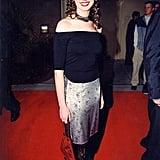 Anne Hathaway, 1999