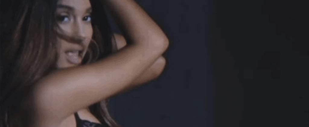 Sexy Ariana Grande Music Video GIFs