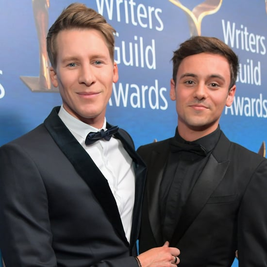 Tom Daley and Dustin Lance Black Expecting First Child