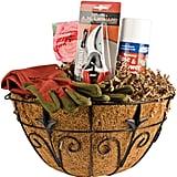 Rose Gardener's Gift Basket