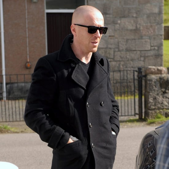 Damian Lewis With Bald Head | Pictures