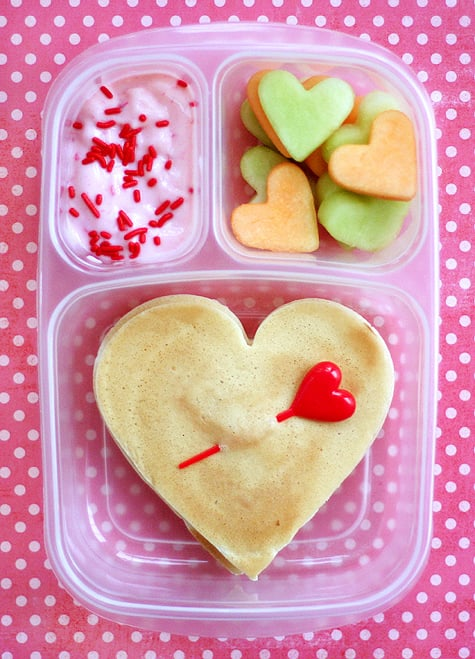 Valentine\'s Day Lunch Ideas For Kids | POPSUGAR Moms