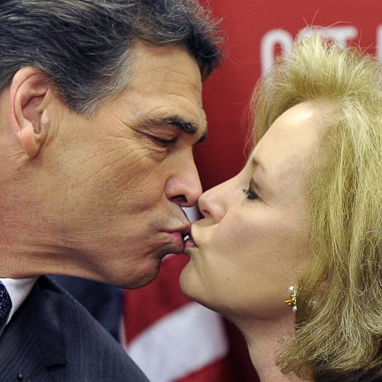 Kisses at Republican Presidential Campaigns