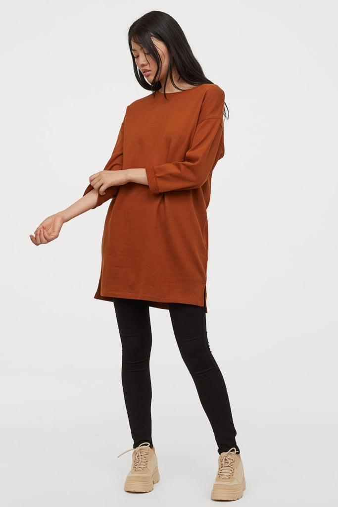 H&M Sweatshirt Dress