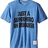 Superhero In Disguise Short Sleeve Tee