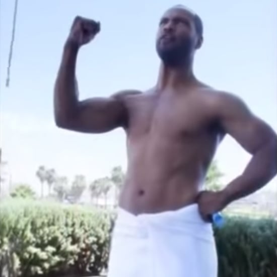Old Spice Guy's ALS Ice Bucket Challenge