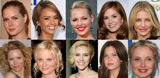 Who Is Your Favorite Movie Funny Lady of 2007?