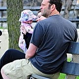 Meet Vince Vaughn's Baby Locklyn!