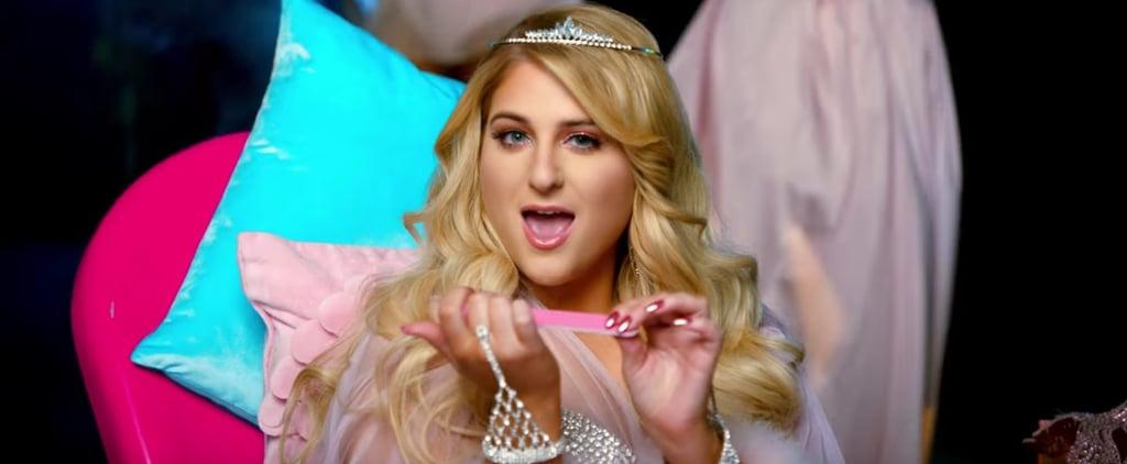 "Meghan Trainor's ""I'm a Lady"" Music Video"