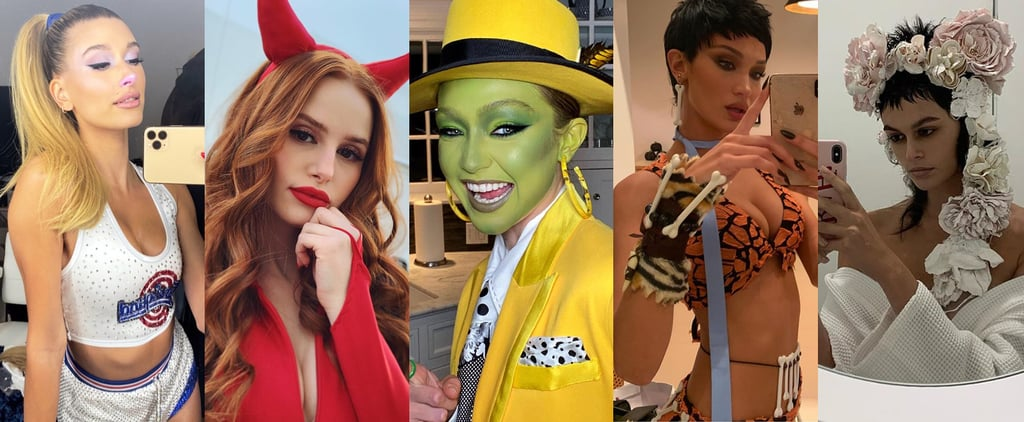 Cute, Stylish Halloween Costumes Celebrities Wore This Year