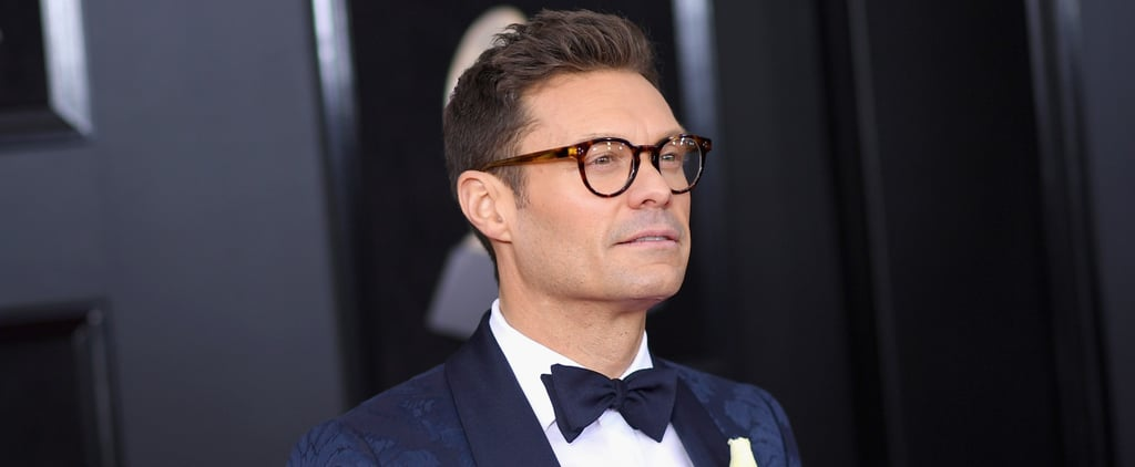 Ryan Seacrest's Statement About Sexual Harassment Claims