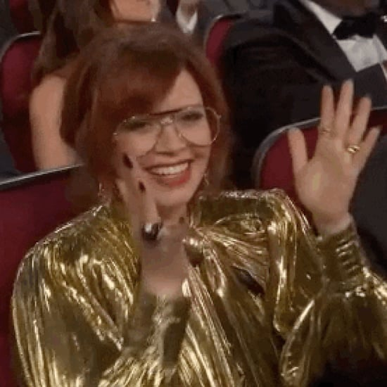Everyone's Talking About Natasha Lyonne's Clap at the Emmys