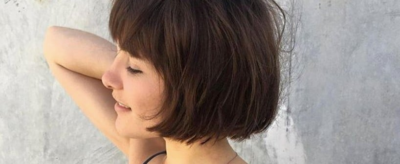 Hairstyles With Bangs 2018