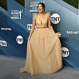 D'Arcy Carden at the 2020 SAG Awards