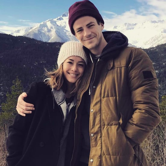 Grant Gustin and LA Thoma Pictures