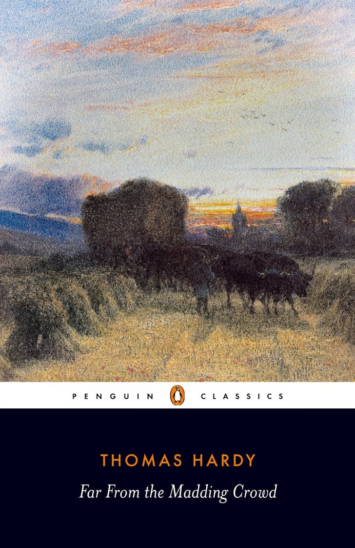 far from the madding crowd thomas Far from the madding crowd (1874) is thomas hardy's fourth novel and his first  major literary success it originally appeared anonymously as a monthly serial in .