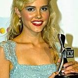2004: Isabel Lucas
