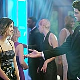 Noah Centineo and Laura Marano in Disney's Austin & Ally