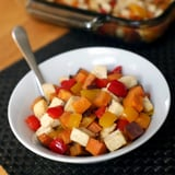Roasted Tofu, Sweet Potato, Pepper 1-Pan Meal