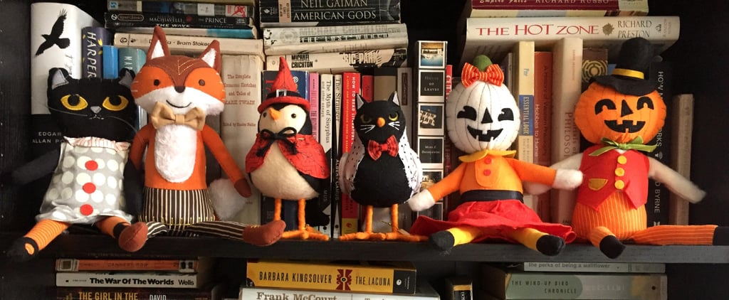 Halloween Stuffed Animals From Target