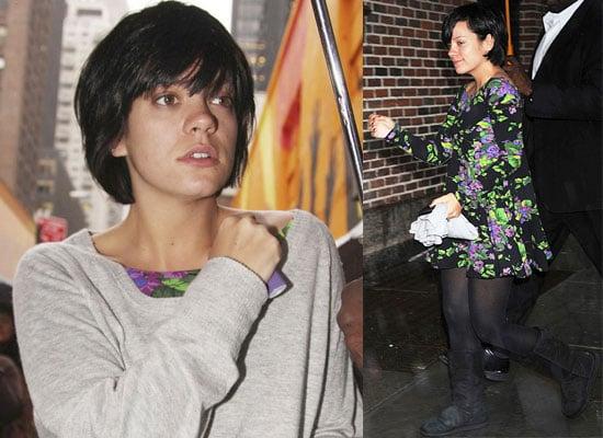 22/04/2009 Lily Allen
