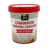 365 Everyday Value Cinnamon Graham Cracker Ice Cream