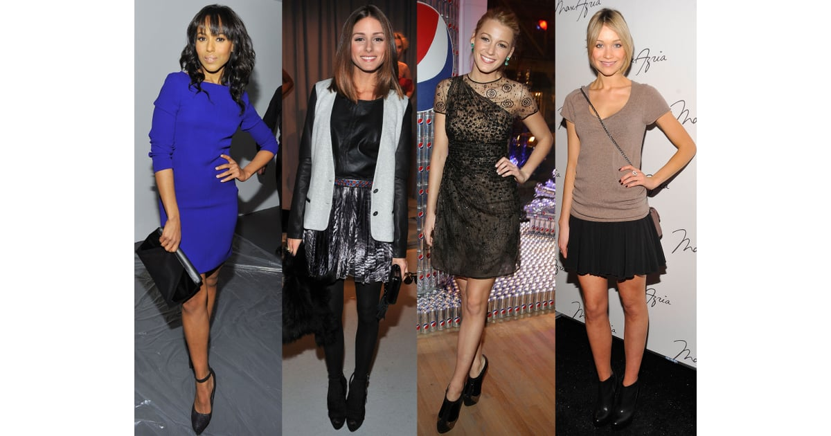 Celebrity Style At New York Fashion Week 2011 02 18 03 42 21 Popsugar Fashion